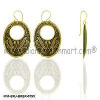 Caballero   Starlet - Brass Earrings