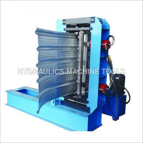 Vertical Curving Machine