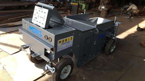 Industrial Kerb Laying Machine
