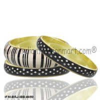 Zebra Furore - Decaling Art Bangle Set