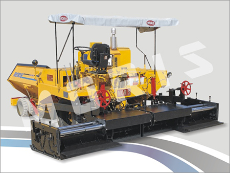 Wet Mix Paver Finisher Machine
