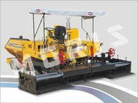 Wet Mix Asphalt Paver Finisher