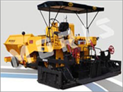 Asphalt Mechnical Paver Finisher