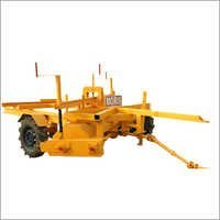 Hydraulic Broom Machine