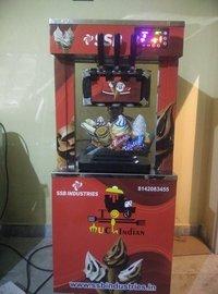 Softy Vending Machine