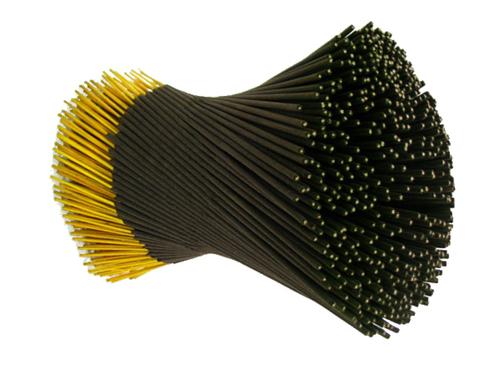 Black Raw Incense Stick