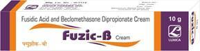 Fusidic Acid,Beclomethasone,Dipropionat cream