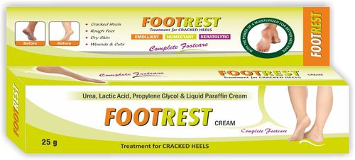Urea, Lactic Acid, Propylene & Paraffin Cream