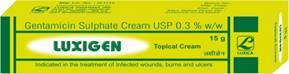 Gentamicin Sulphate CREAM