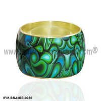 Ziemia Harmony - Decaling Art Bangle