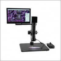 Digital Stereo Zoom Microscope