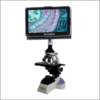LCD Projection Microscope