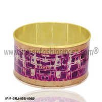 Vivid Candour - Decaling Art Bangle