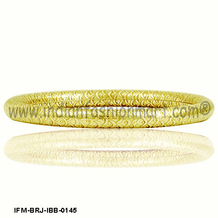 Sine qua non  Countess - Brass   Bangle