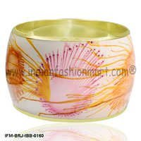 Fashion of Dawn -Brass Bangle