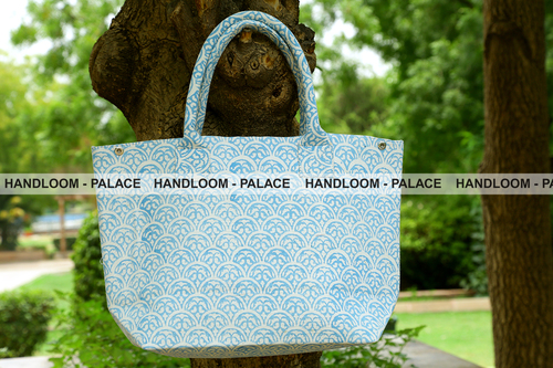 Handmade Canvas Handbags