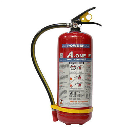ABC Dry Fire Extinguisher