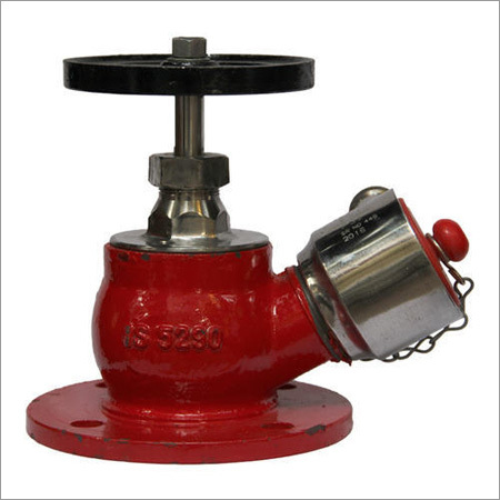 Single Fire Hydrant Valve