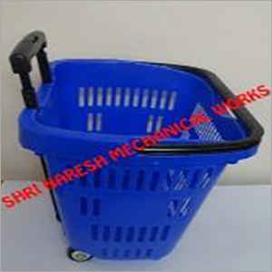 Plastic Bucket Trolley