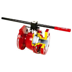 PP Steel  Lined Ball Valve