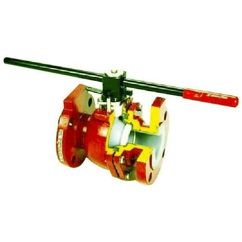 PP Lined Ball Valve