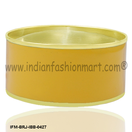 Carnival Jouissance - Brass Bangle