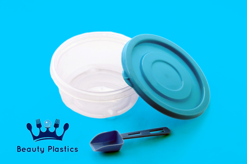 Plastic Keeper Container