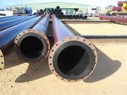 MS HDPE Lined Pipes
