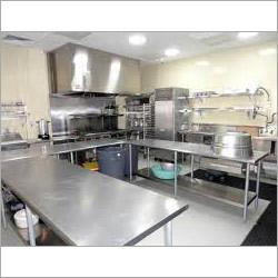 Modular Commercial Kitchen