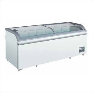 Sliding Door Deep Freezer