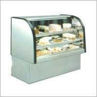 Steel Cake Display Counter