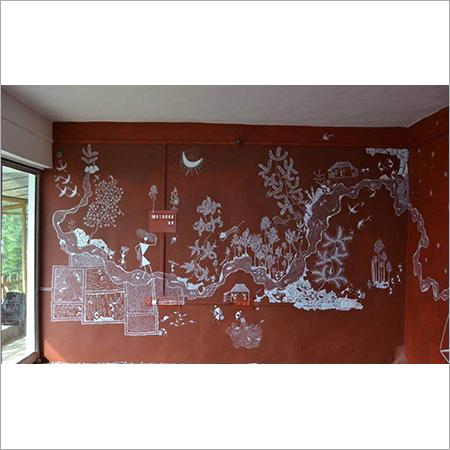 Warli On Wall