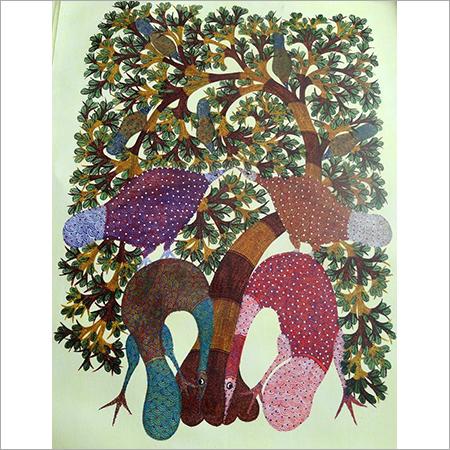 Folk & tribal Paintings