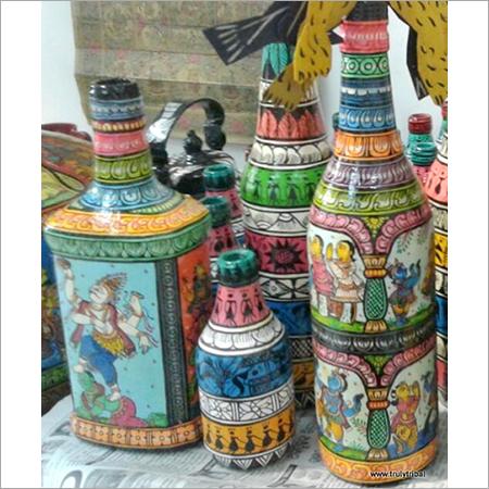 Pattachitra Bottles