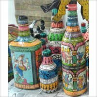 Pattachitra Bottles