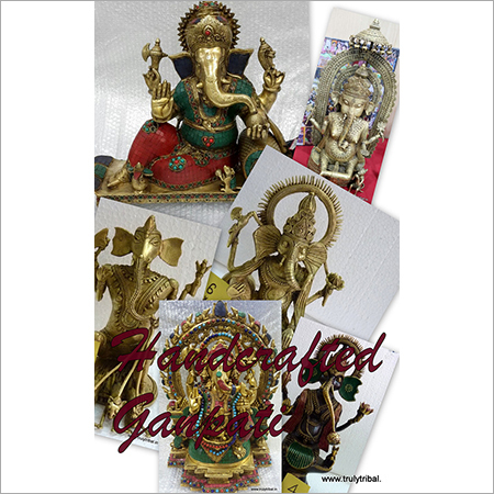 Religious Brass Statues