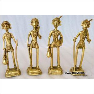Tribal Sculptuers Statues