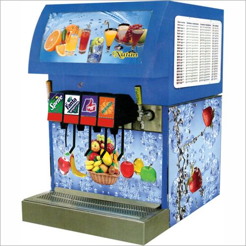 4+2 Valve Soda Machine