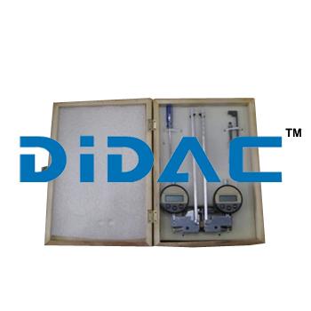 Digital Display Disc Extensometer