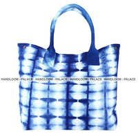 Shibori Cotton Handbags