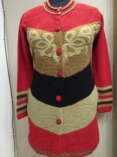 Ladies Cardigan Sweaters
