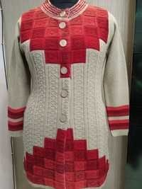 Ladies Acrylic Sweater