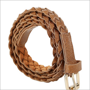 Women Braided Belt