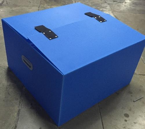 PP Bubbleguard Boxes & Crates