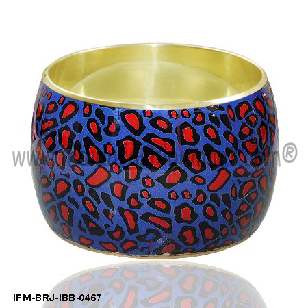 Go Brutish  - Decaling Art Bangle