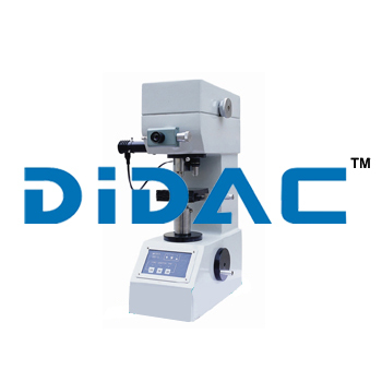 Low Load Vickers Hardness Tester
