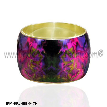 Surreal Mythpunk - Decaling Art Bangle
