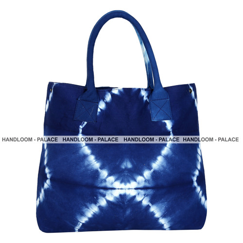 Shibori Handmade Beg