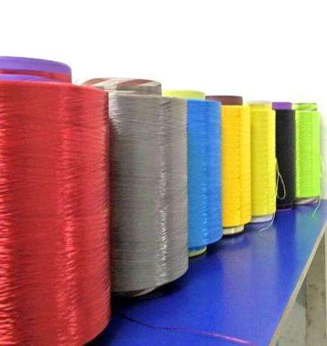 Dope Dyed Polyester High Tenacity Yarn