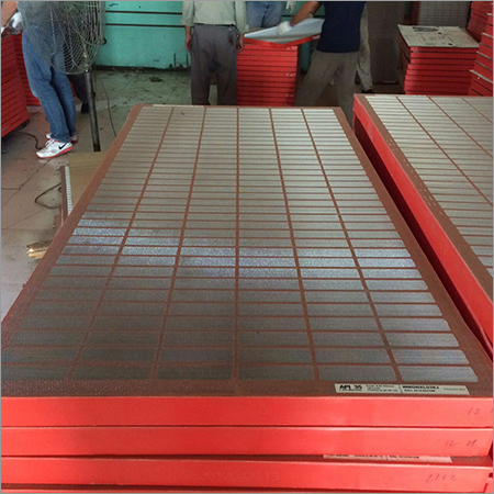 Composite Steel Frame Screen